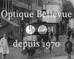 Optique Bellevue : opticiens depuis 1970